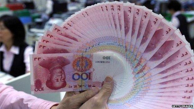 the renminbi