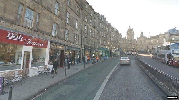 Leith Street