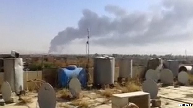Al Qaeda franchise raises its head:  Crisis in Iraq