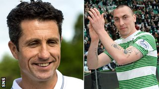 John Collins (left) and Scott Brown
