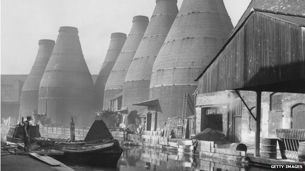 The Potteries