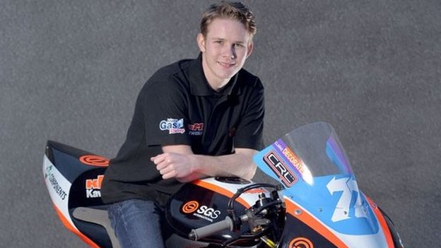 Danny Webb is an experienced rider at world short circuit level
