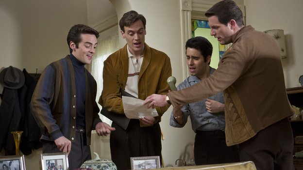 Jersey Boys film still