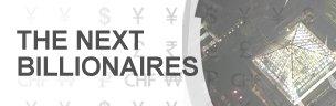 Next billionaires branding