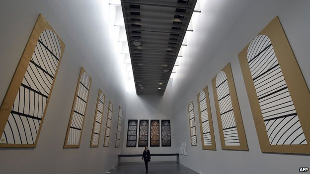The Soulages Museum in Rodez