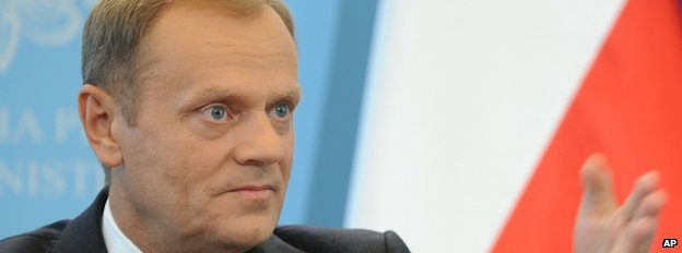 PM Donald Tusk (19 June)