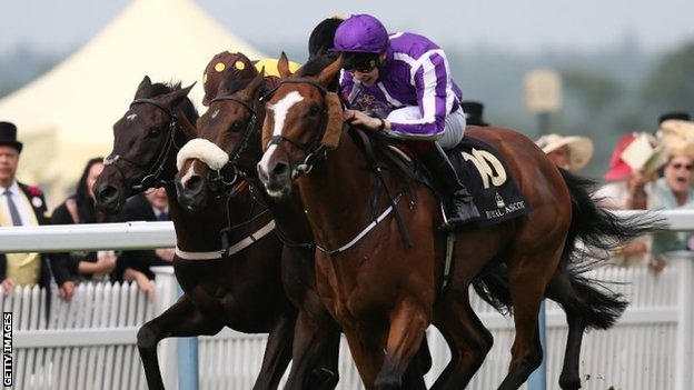 Joseph O'Brien on Leading Light