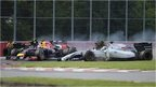 Massa crashes out of Canadian Grand Prix
