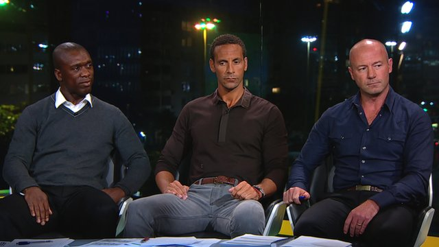MOTD pundits criticise England defence after Uruguay defeat