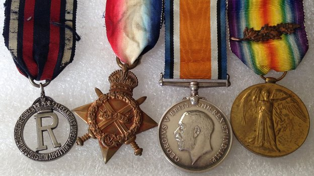 Medals