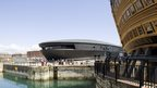 Mary Rose Museum by Hufton and Crow