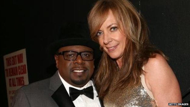 Cedric the Entertainer/Allison Janney