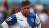David Goodwillie made only 10 starts for Blackburn