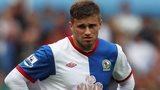 David Goodwillie made only 10 starts for Blackburn