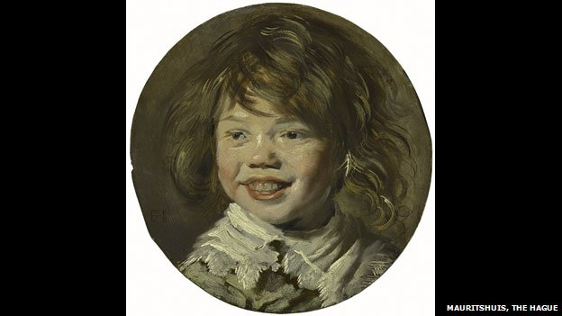 Frans Hals, Laughing Boy, c. 1625