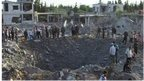 Car bomb 'kills dozens' in Syria