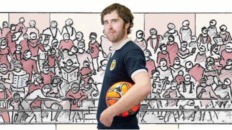 Jon Kelly - illustration