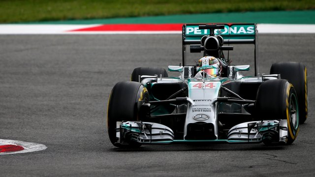 Austrian GP highlights - Hamilton sets pace in second practice