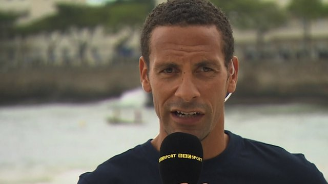Former England defender Rio Ferdinand on Three Lions exit