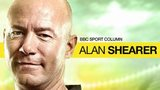 BBC pundit and former England captain Alan Shearer