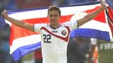 Costa Rica's Jose Cubero