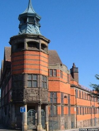 Bbc News Cash For Grade Ii Everton Library Renovation