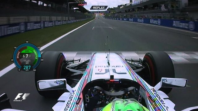 Austrian Grand Prix: Watch Felipe Massa's pole lap
