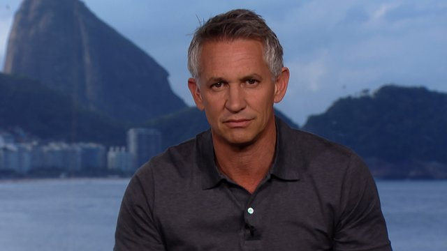 England's future is still brighter - Gary Lineker