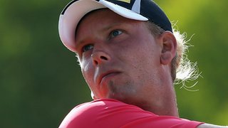Marcel Siem was one of two players to post a 65 in the final round