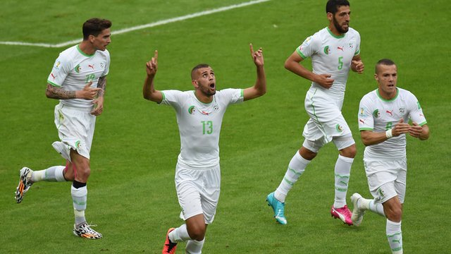 Highlights: South Korea 2-4 Algeria