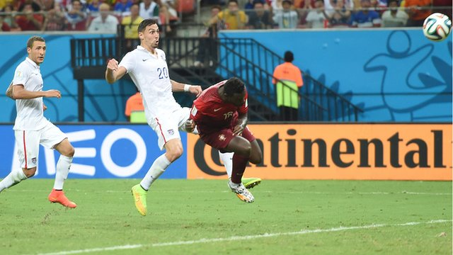 Portugal's Varela equalises in last minute