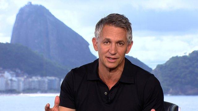 World Cup 2014: Gary Lineker praise for 2014 tournament