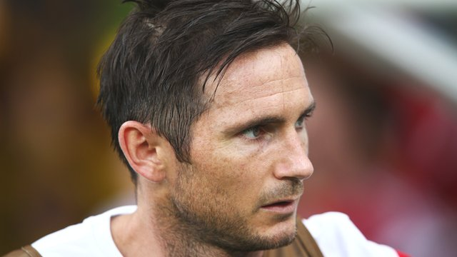 World cup exit is horrible - Frank Lampard