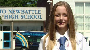 Newbattle High School BBC School Reporter