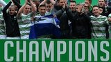Celtic won their third successive Scottish top-flight title last season