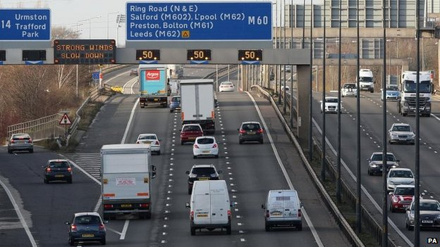 M60 Manchester ring road