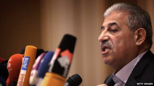 Mosul Governor Atheel Nujaifi