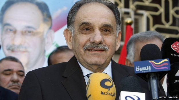 Deputy Prime Minister Saleh Mutlak