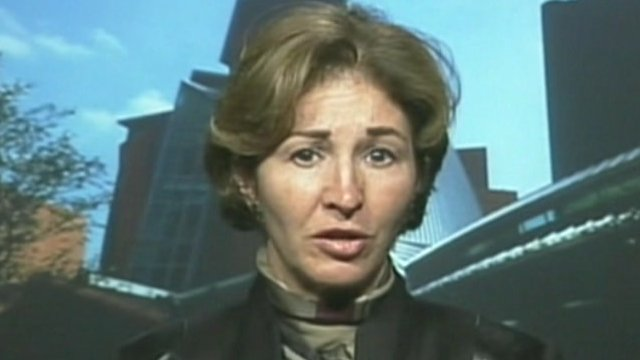 Former state department official Anne-Marie Slaughter