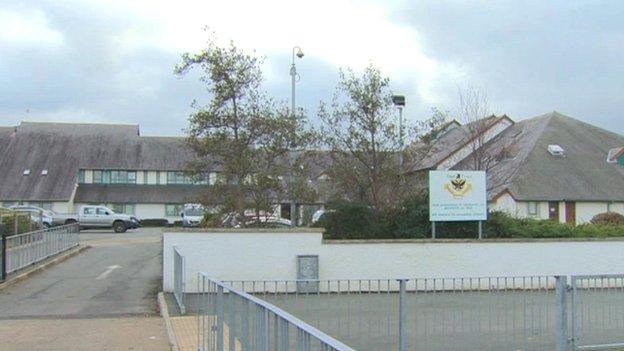 Ysgol Friars in Bangor, Gwynedd
