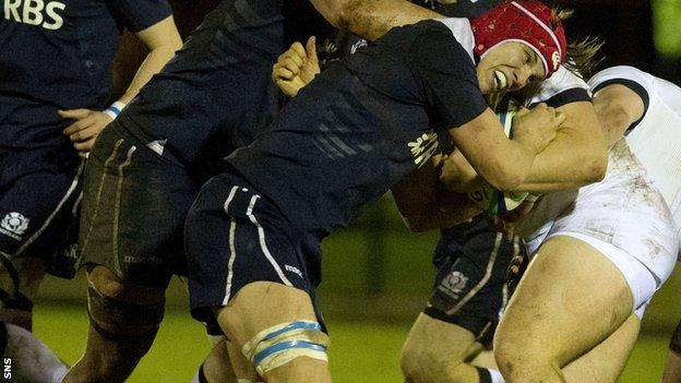 New Glasgow recruit Tommy Spinks