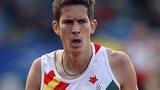 Lee Merrien running for Guernsey