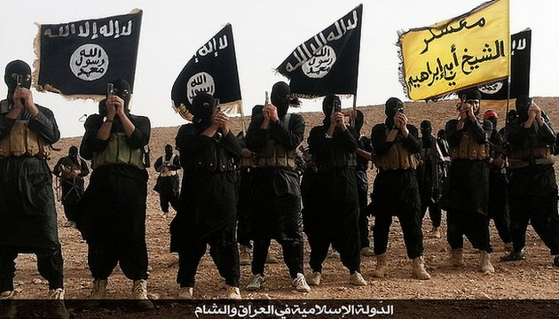 Image is taken from a pro-Isis Twitter account