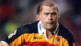 James Lowes playing for Bradford Bulls