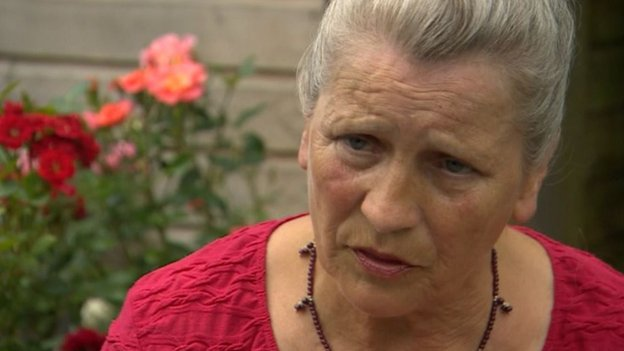 Mr Butler's mother Janet said her son's treatment was appalling