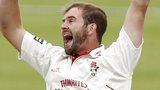 Lancashire all-rounder Tom Smith