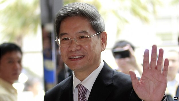 Zhang Zhijun's visit is likely to improve China-Taiwan ties, papers say