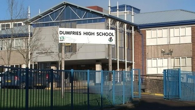 Dumfries High School