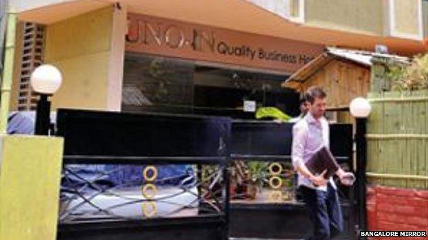 Uno-In Hotel in Bangalore