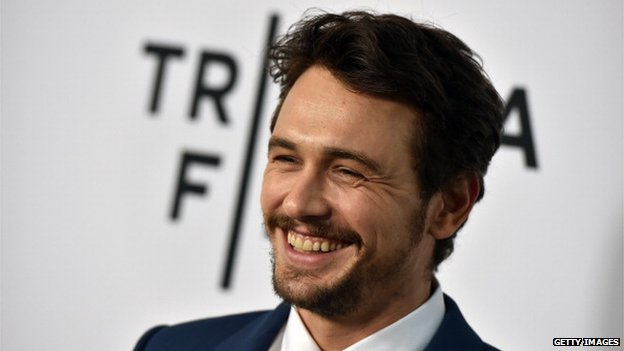 Writer and actor James Franco attends the premiere of Tribeca Film's 'Palo Alto' at the Directors Guild of America on 5 May 2014 in Los Angeles, California.